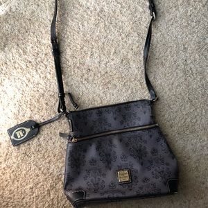 Dooney and Bourke Haunted Mansion Disney bag